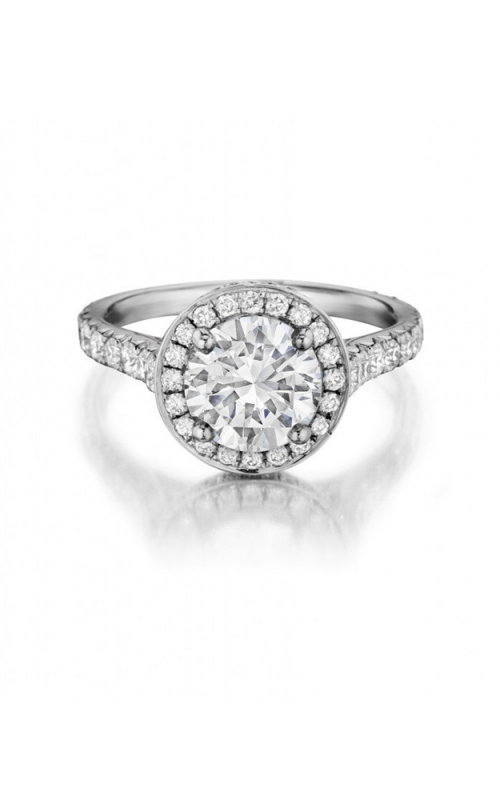 Henri Daussi Engagement Collection Engagement ring H17 product image
