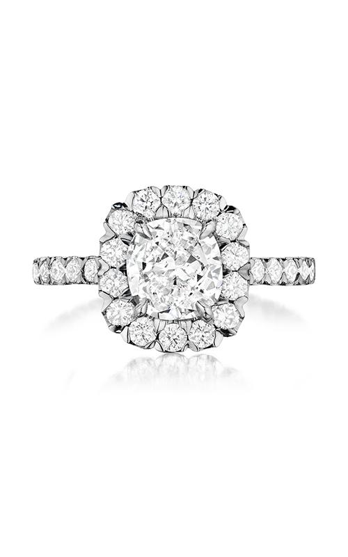 Henri Daussi Daussi Brilliant Engagement ring AJK product image