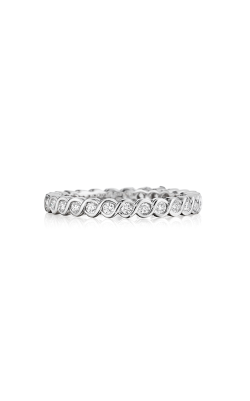 Henri Daussi Women's Wedding Bands Wedding band R41-1 E product image