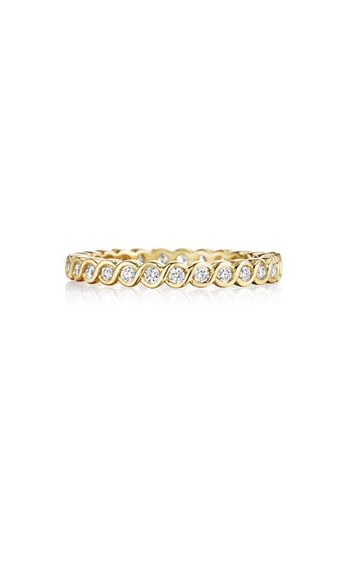 Henri Daussi Women's Wedding Bands Wedding band R41-3 E product image