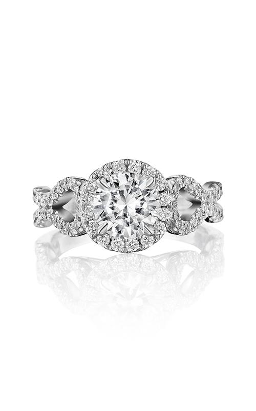 Henri Daussi Daussi Brilliant Engagement ring DKSA product image