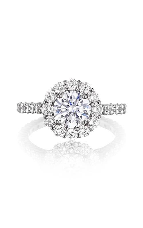 Henri Daussi Daussi Brilliant Engagement ring VNV product image