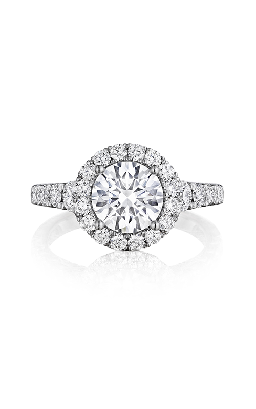 Henri Daussi Daussi Brilliant Engagement ring VV product image