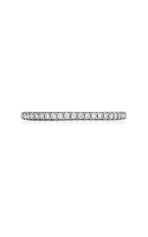 Henri Daussi Brilliant Wedding band WBPLX18K product image