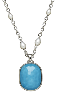 Honora Turquoise LP5730WHTQ36