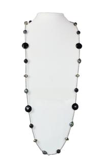 Honora Skinny Jeans Black LN5588BL36