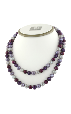 Honora Plum Crazy Necklace HN1395PZY36 product image