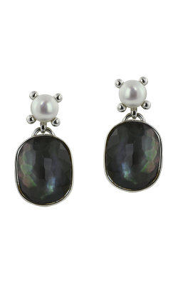 Honora Madison Mother Of Pearl Earrings LE5730WHBM product image