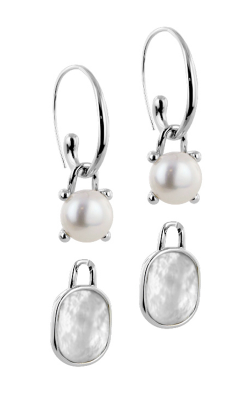 Honora Madison Mother Of Pearl Earrings LE5731WHWM product image