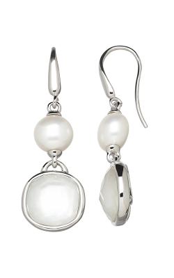 Honora Madison Mini Earrings LE7139WHWM product image