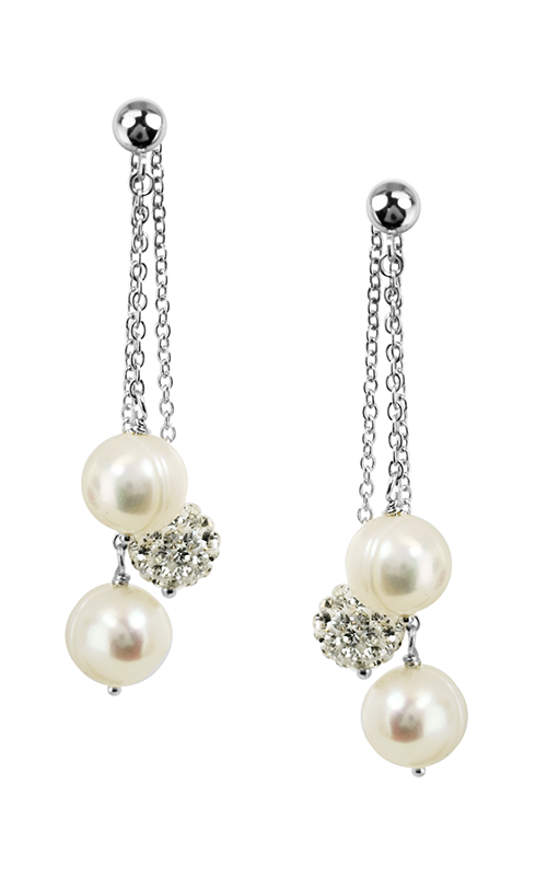 Honora Pop Star Earrings LE5672WH product image