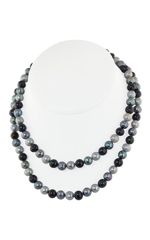 Honora Black Tie Necklace HN1394BLTIE36 product image
