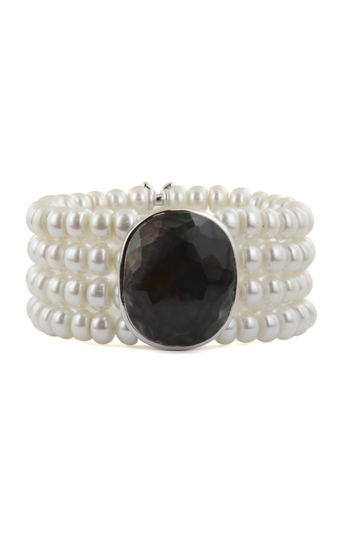 Honora Madison Mother Of Pearl Bracelet LB5730WHBM product image