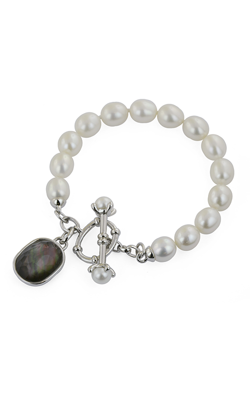 Honora Madison Mother Of Pearl Bracelet LB5731WHBM product image