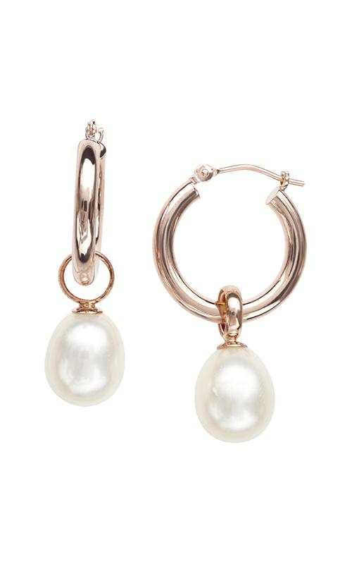 Honora Karat Classic Earrings LE5819WHRG product image
