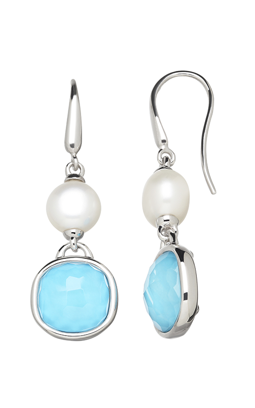 Honora Madison Mini Earrings LE7139WHTQ product image