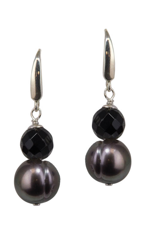 Honora Eclipse Earrings LE5576BL product image