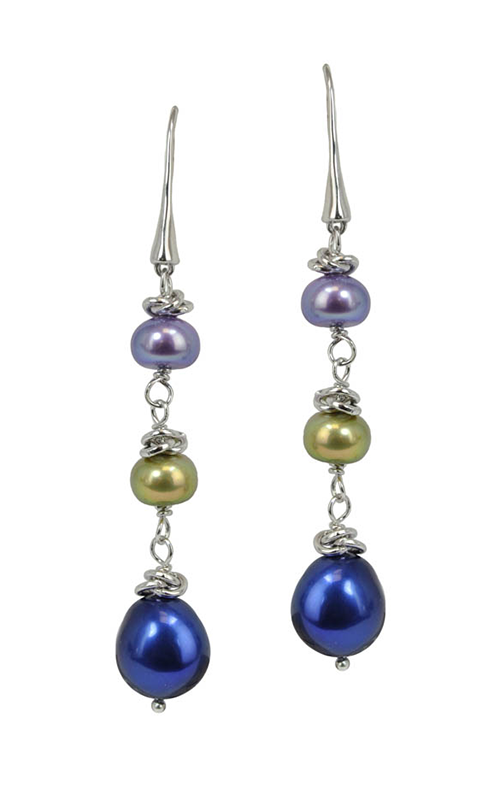 Honora Peacock Earrings LE5570PC product image
