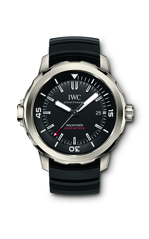 IWC Aquatimer Watch IW329101 product image