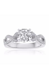 Imagine Bridal Engagement Rings 63846D-1 4