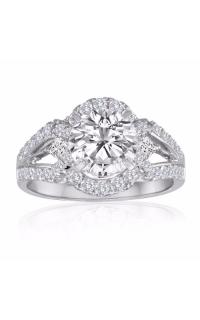 Imagine Bridal Engagement Rings 62006D-3 4