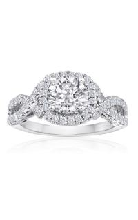 Imagine Bridal Engagement Rings 63606D-3 5