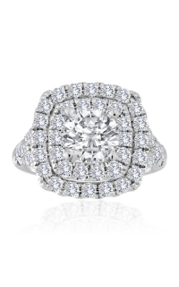 Imagine Bridal Engagement Rings 61056D-1.5