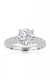 Imagine Bridal Engagement Rings 60196D-4 5