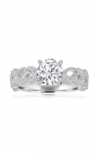 Imagine Bridal Engagement Rings 60226D-1 6