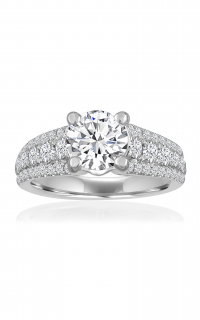 Imagine Bridal Engagement Rings 60526D-3 4