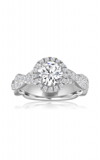 Imagine Bridal Engagement Rings 60556D-1 2
