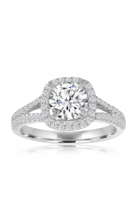 Imagine Bridal Engagement Rings 60606D-3 8
