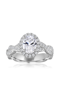 Imagine Bridal Engagement Rings 60676D-1 2