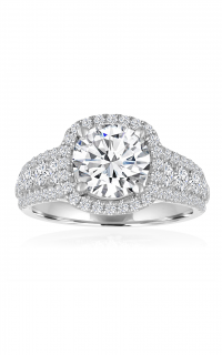 Imagine Bridal Engagement Rings 60706D-4 5