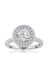 Imagine Bridal Engagement Rings 61816D-1.2