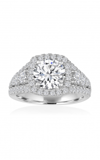 Imagine Bridal Engagement Rings 63766D-1