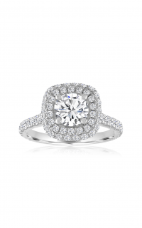 Imagine Bridal Engagement Rings 63826D-1.25