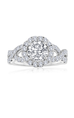 Imagine Bridal Engagement Ring 63586D-1/4 product image