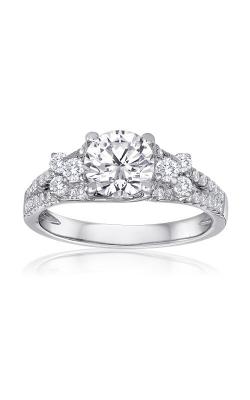 Imagine Bridal Engagement Ring 61346D-3/8 product image