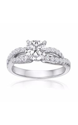 Imagine Bridal Engagement Rings 63226D-2 5 product image