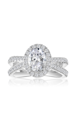 Imagine Bridal Engagement Rings 60466D-5 8 product image
