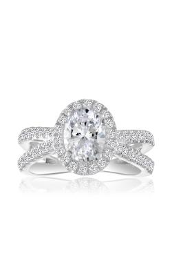 Imagine Bridal Engagement Rings 60466D-5 8 product image