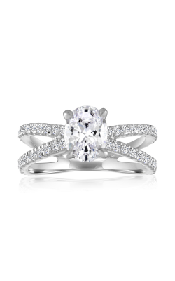 Imagine Bridal Engagement Rings 63555D-5 8 product image
