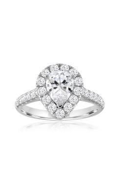 Imagine Bridal Engagement Rings 64256D-3 4 product image