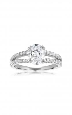 Imagine Bridal Engagement Rings 64366D-3 8 product image