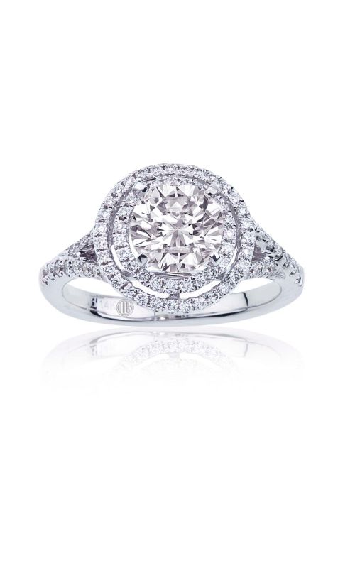 Imagine Bridal Engagement Rings - 18k white gold 0.33ctw Diamond Engagement Ring, 61806D-1 3 product image