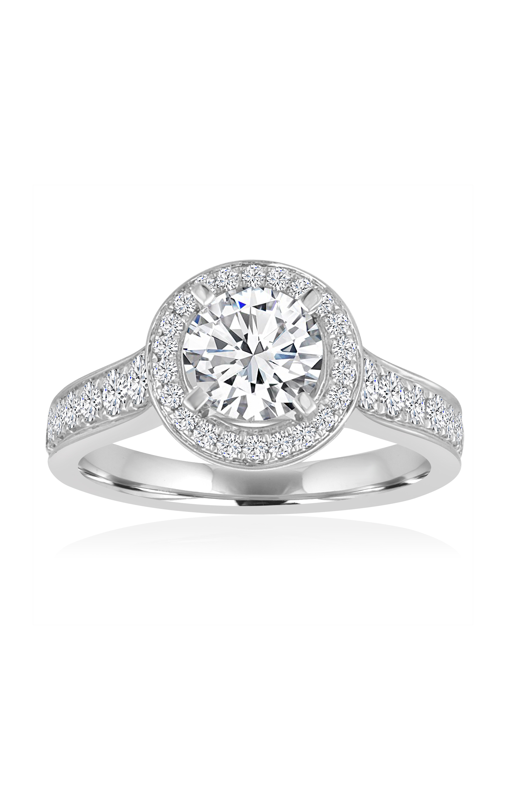 Imagine Bridal Engagement Rings 60426D-3 5 product image
