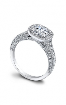 Jeff Cooper Engagement Ring Heirloom Collection Honor 1636RD product image