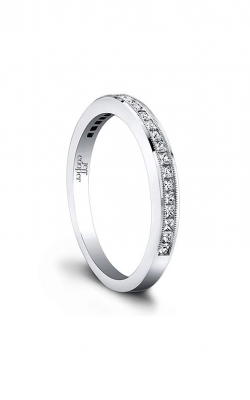 Jeff Cooper Ladies Wedding Band Heirloom Collection Hyacinth 3302E product image