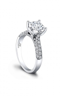 Jeff Cooper Engagement Ring Tandem Collection Tatiana Princess 1501 product image